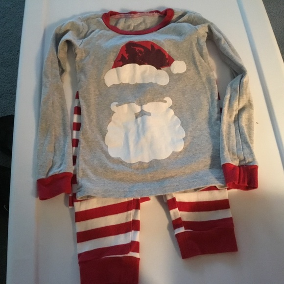BOYS 7 STRIPED MR HANDSOME RED /& WHITE PAJAMAS NWT ~ THE CHILDREN/'S PLACE
